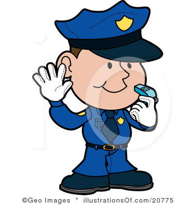 Young man policeman clipart images - Clipground