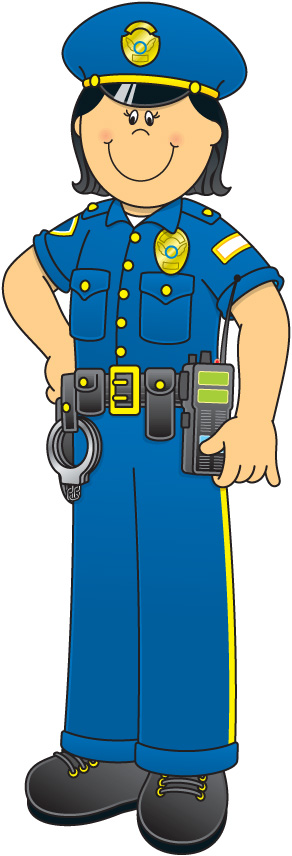 Police Officer Clipart.