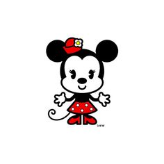 Minnie Mouse ….