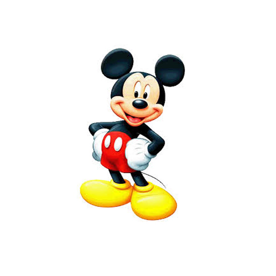 New Mickey Mouse Inflatable Official Disney Character large Blow.