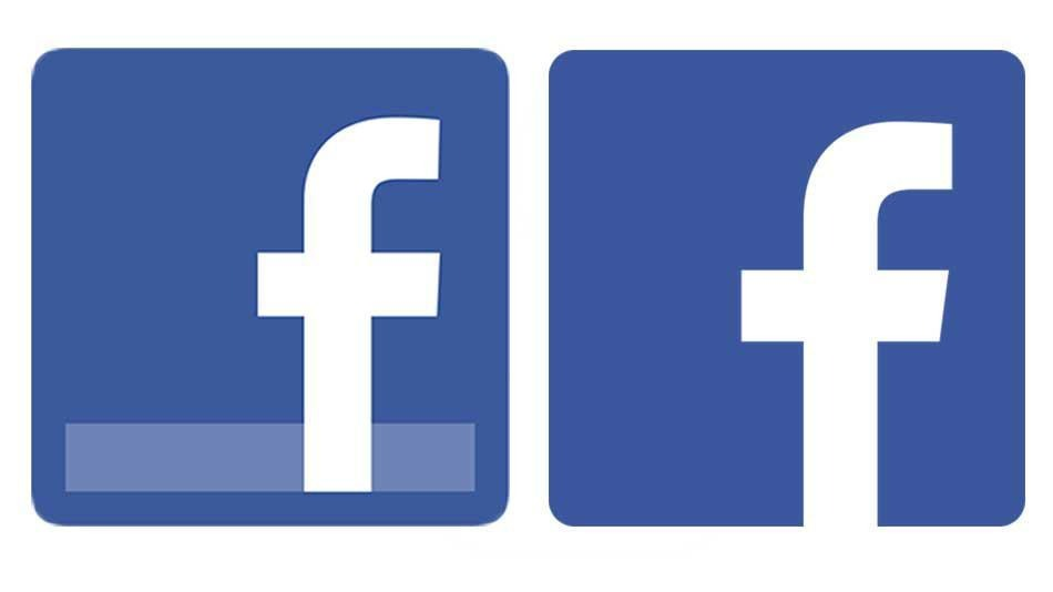 Facebook New Official Logo.