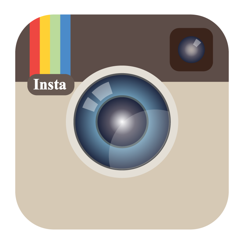 Instagram new icon logo vector (.EPS + .SVG, 872.95 Kb) download.