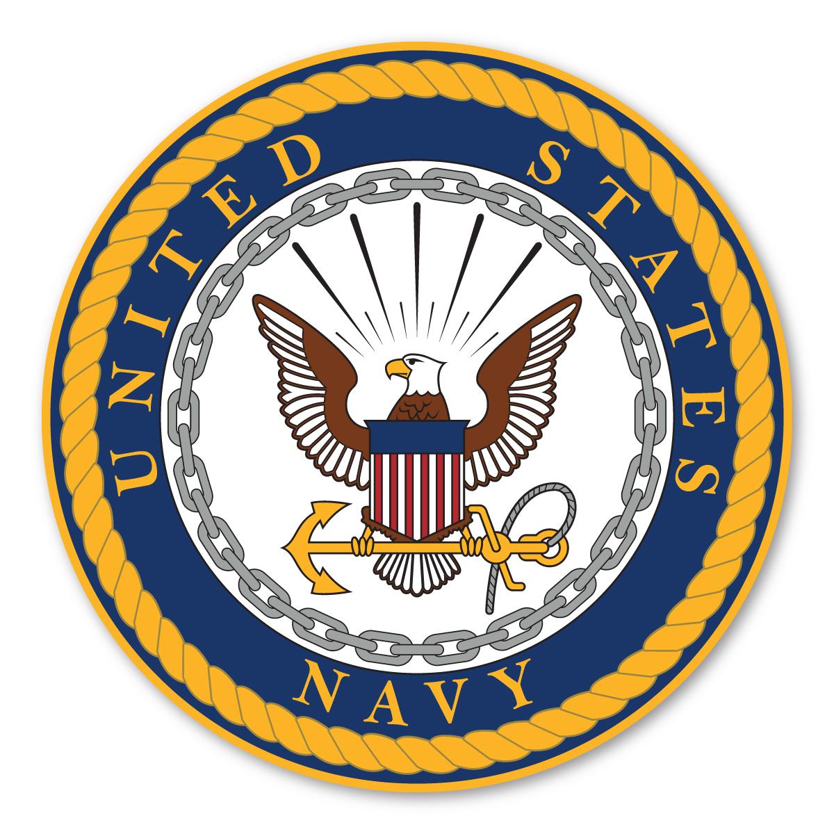 Navy Seal Car Door Magnet.
