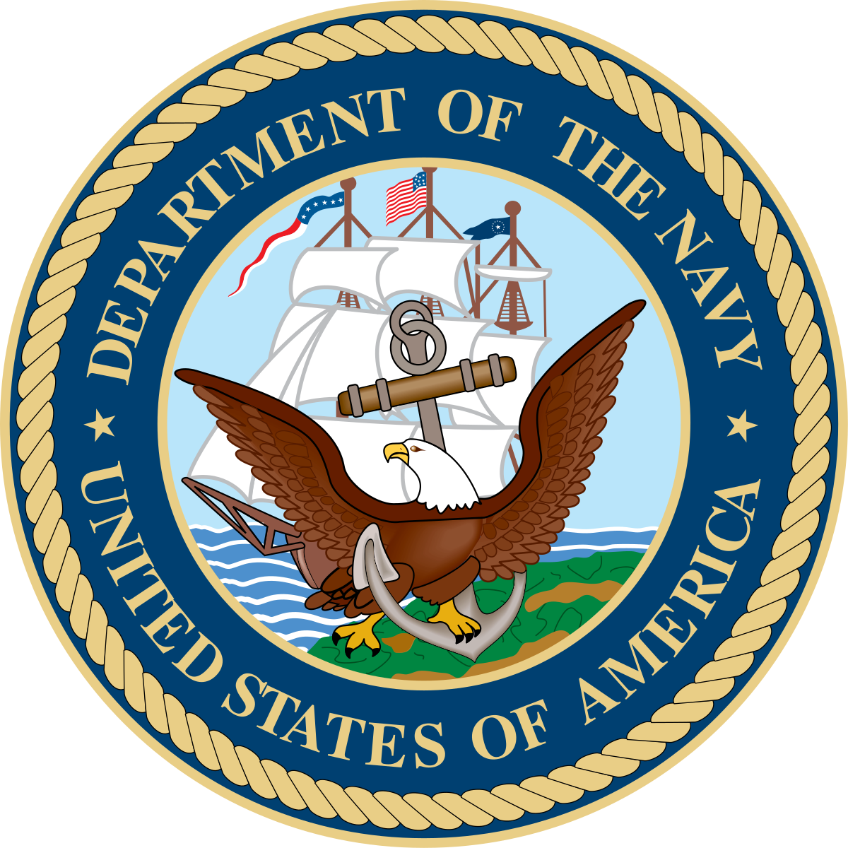 United States Department of the Navy.