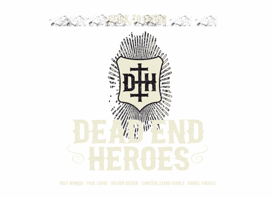The Official Dead End Heroes Website.
