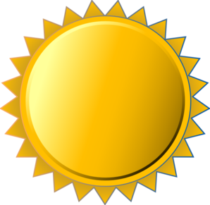 Gold seal clipart.