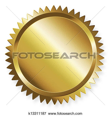 Clipart of Best Choice seal.