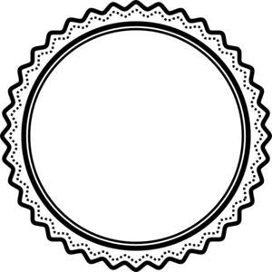 Free clipart official seal.