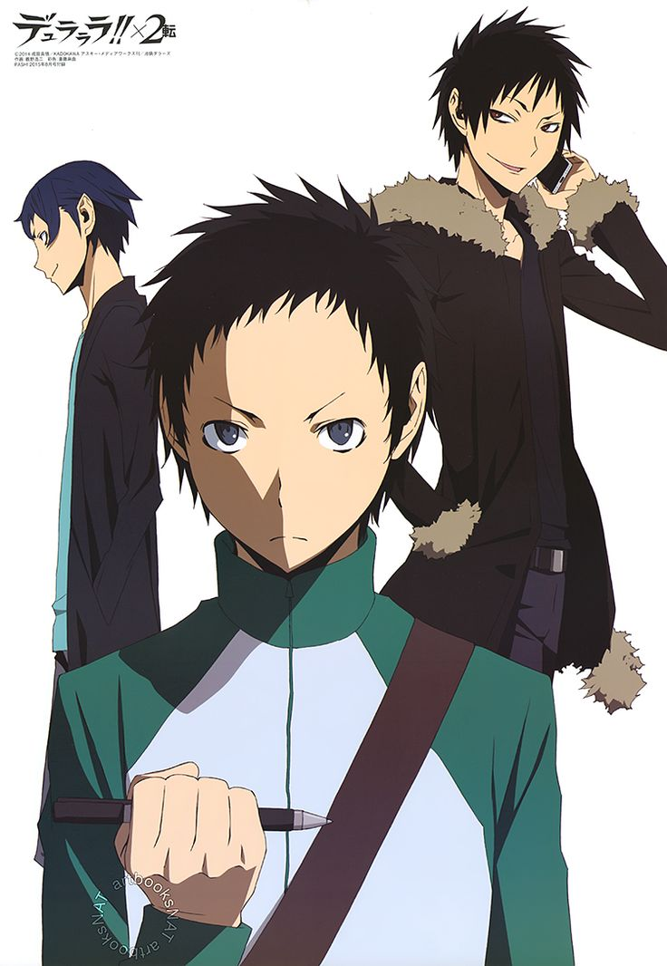 1000+ images about Durarara! on Pinterest.