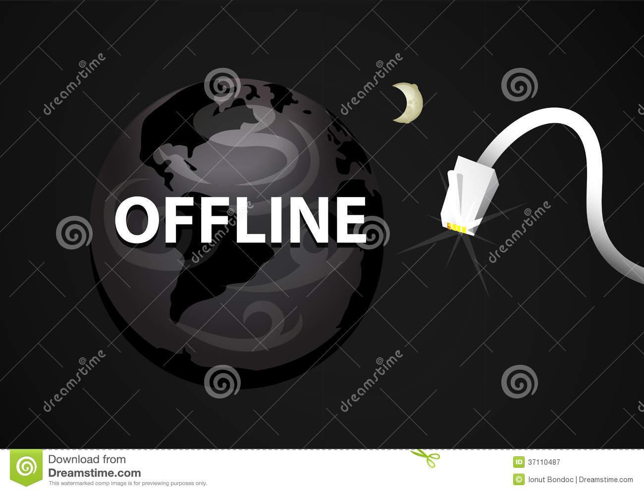 Offline Clip Art.