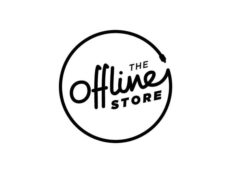 The Offline Store by Llasera on Dribbble.