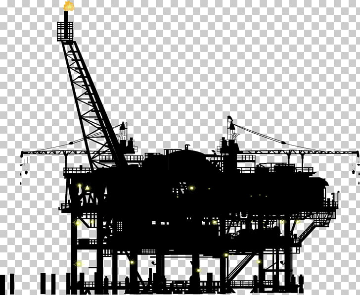 Drilling rig Industry Oil platform Petroleum Offshore.