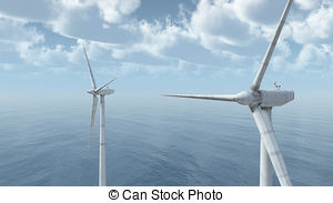 Offshore wind farm Clip Art and Stock Illustrations. 123 Offshore.