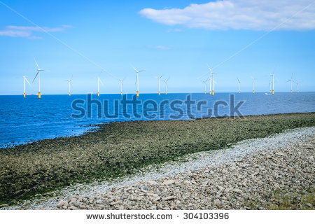 Offshore Wind Construction Stock Photos, Royalty.
