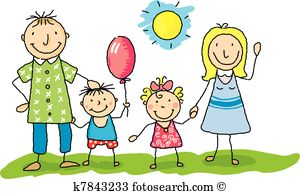 Adult offspring Clipart Vector Graphics. 373 adult offspring EPS.