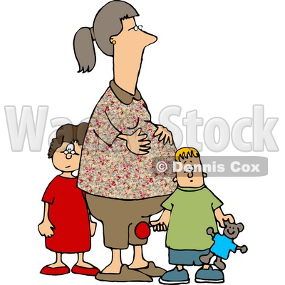 Offspring Clipart by Dennis Cox.