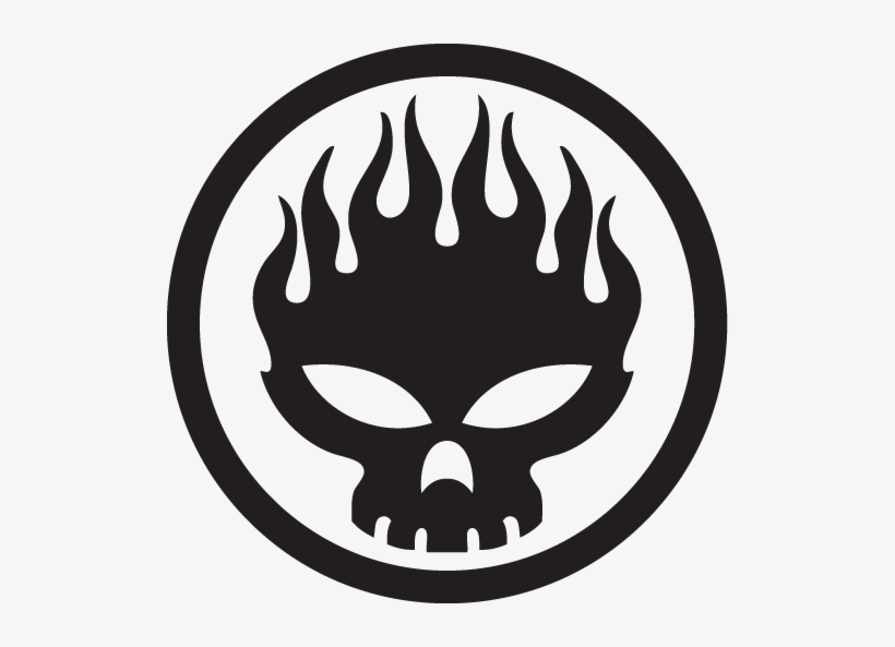 The Offspring Logo.