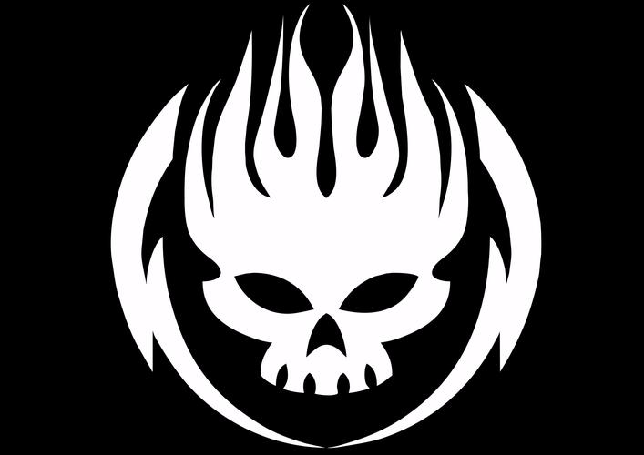 2017 The Offspring logo.