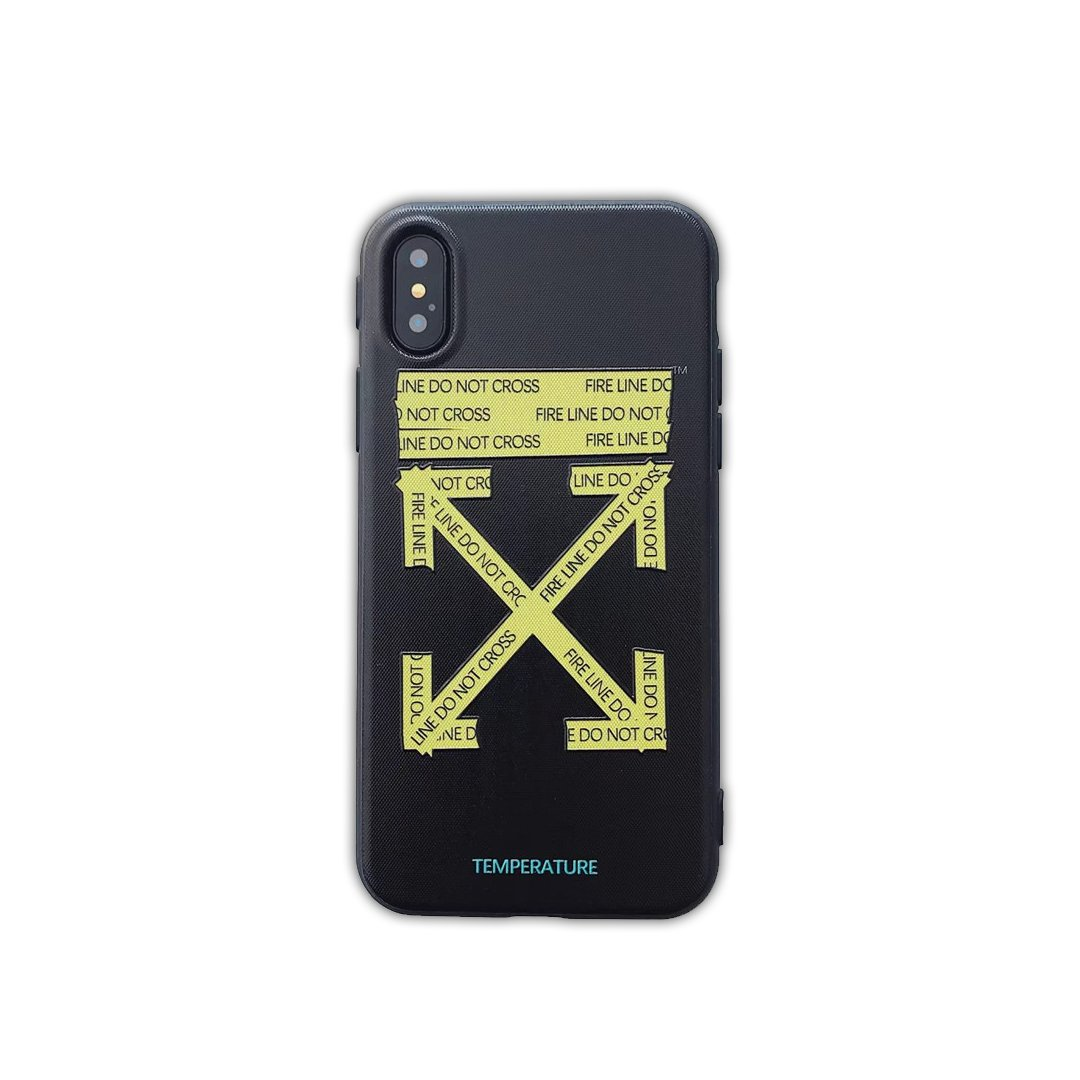 Amazon.com: Off White OW Spoof Stickers Logo Mobile Phone.