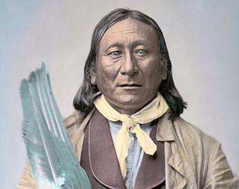 Oglala sioux.