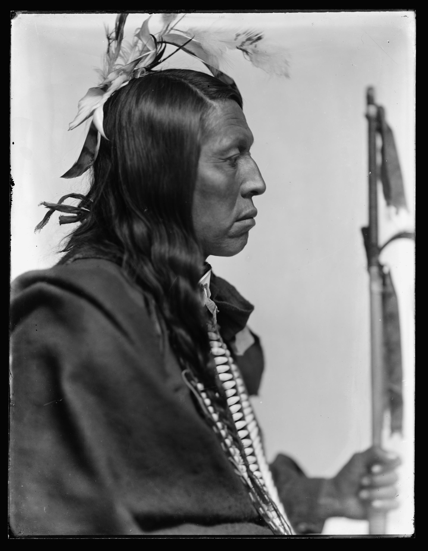 flying Hawk, Sioux American Indian].