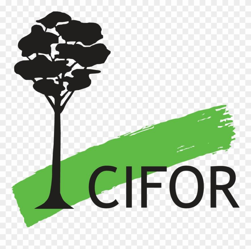 L Ogo Cifor Clipart (#2654005).