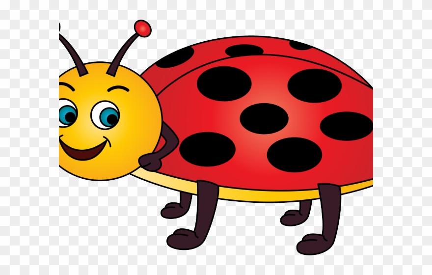 Ladybug Clipart Yellow Ladybug.
