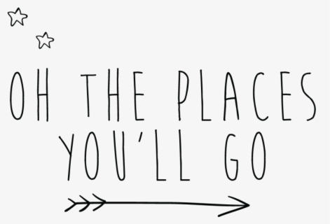 Free Oh The Places You Ll Go Clip Art with No Background.