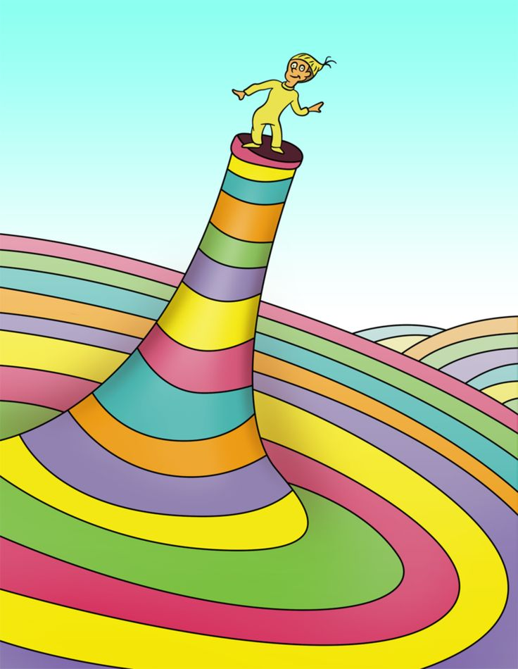 Oh The Places You\'ll Go Clipart.