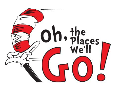 Oh The Places Well Go Colouring Pages Clipart Free Clip Art.