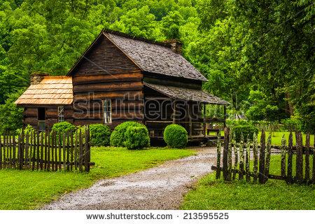 "national Park Cabin"" Stock Photos, Royalty."