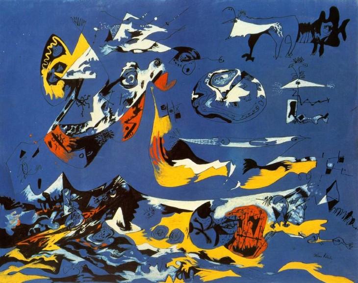 Diego Suarez's Art Collection.
