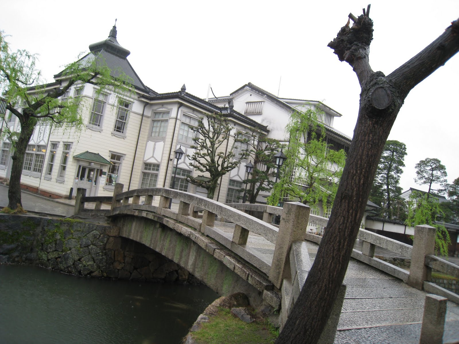 By Plane, By Ship, By Bus, By Train, On Foot: Okayama and Kurashiki.