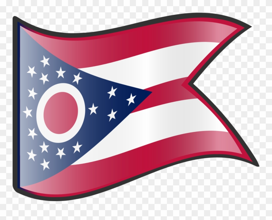 Nuvola Ohio Flag.