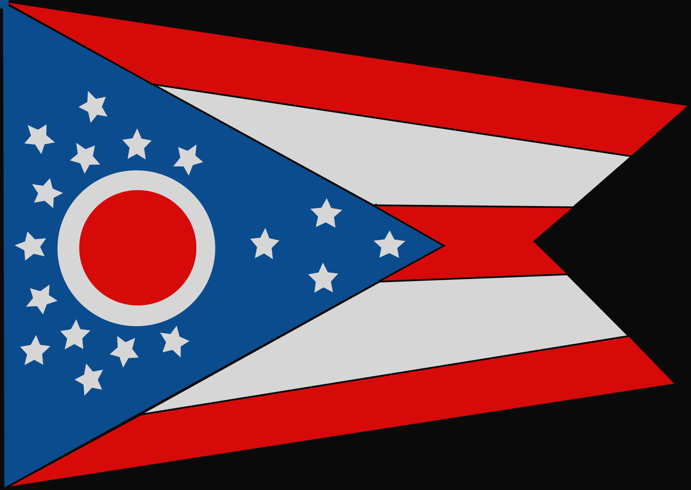 Clipart Ohio State Flag Clipart.