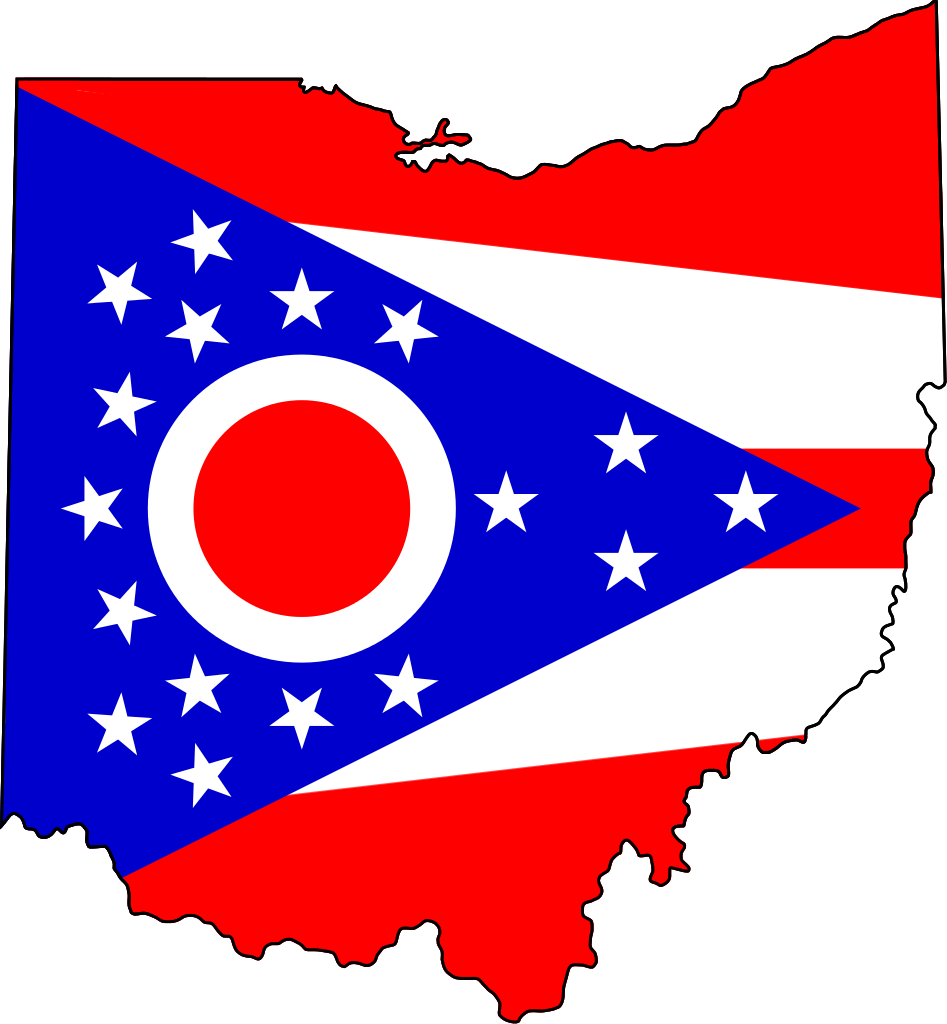 File:Flag Map of Ohio.svg.