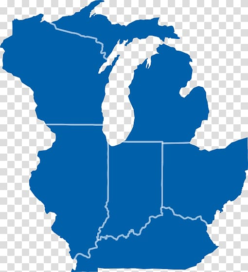 Michigan Choropleth map Ohio County, Indiana Road map.