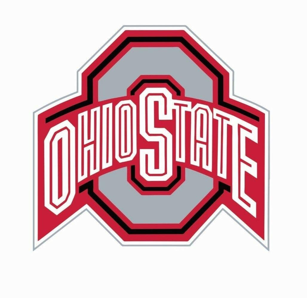 Amazon.com: Ohio State Buckeyes Football Full Color Logo.