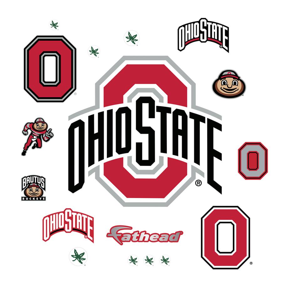 Ohio State Buckeyes: Logo.