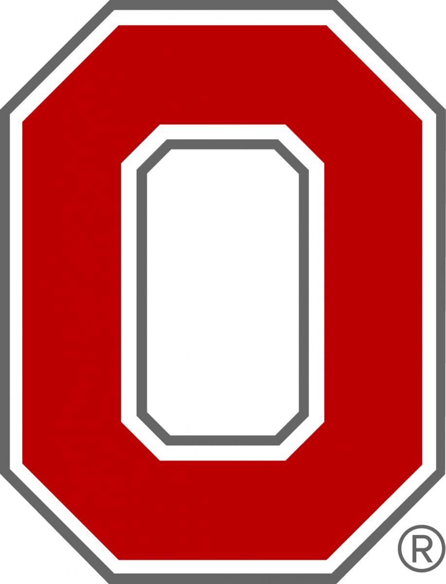 Ohio State Block O Clipart.