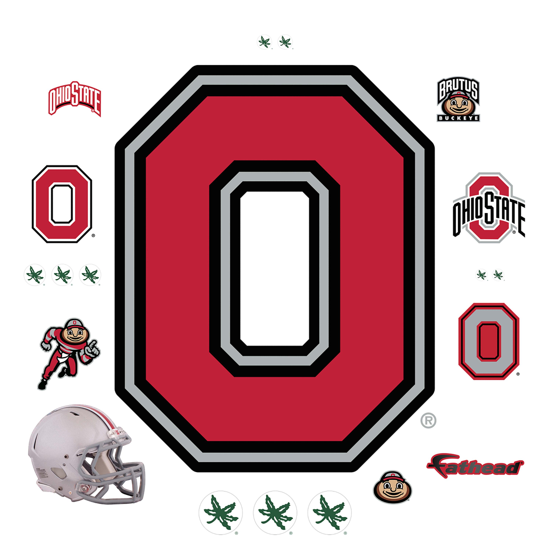 Ohio State Buckeyes: Block O Logo.