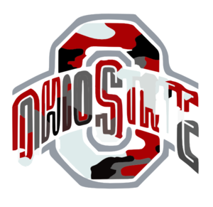 Ohio State Logo Camo Clip Art at Clker.com.