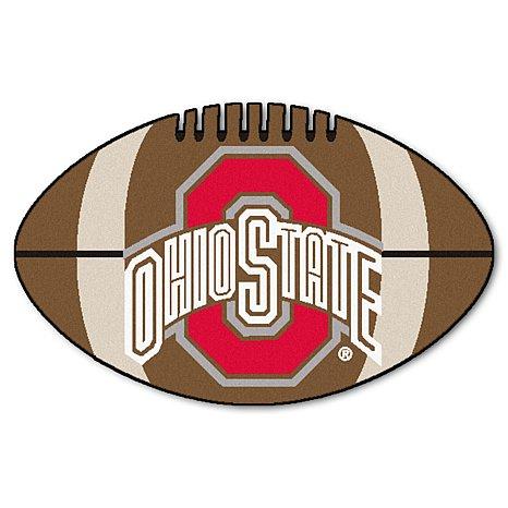 Ohio state football logo clipart.
