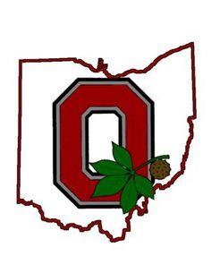 Free ohio state buckeyes clipart.