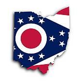 Ohio Flag Stock Illustrations.