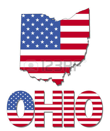 518 Ohio State Flag Stock Illustrations, Cliparts And Royalty Free.