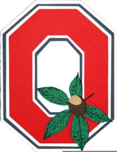 Ohio State Football Clipart.