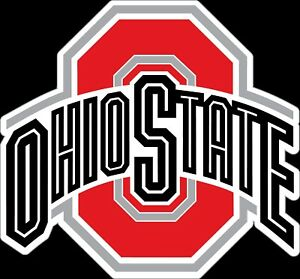 Details about Ohio State Logo Vinyl Decal / Sticker 5 Sizes!!!.
