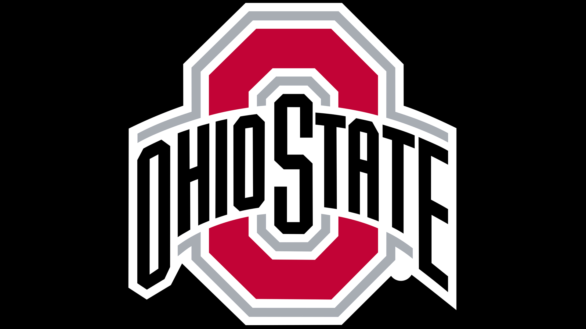 Meaning Ohio State logo and symbol.