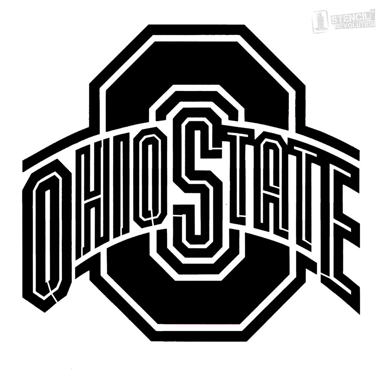 Ohio State Logo Clipart.